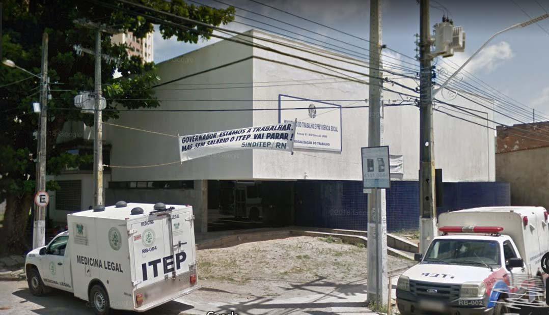 Concurso Itep RN: sede do Itep RN