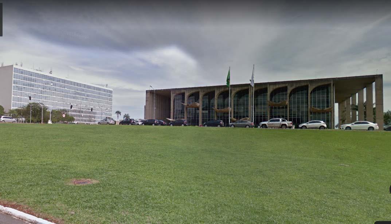 Concurso Ministério da Justiça: sede do Ministério da Justiça