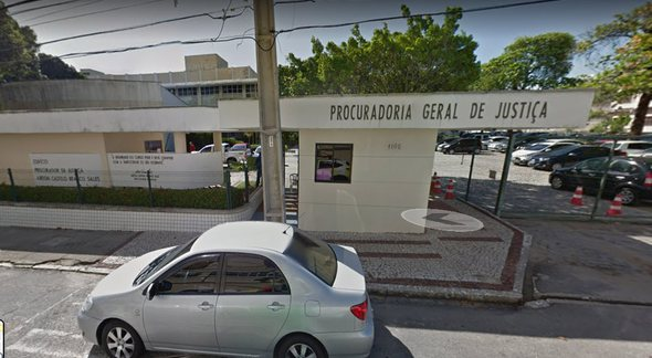 Concurso MP CE: sede do MP CE - Google Maps