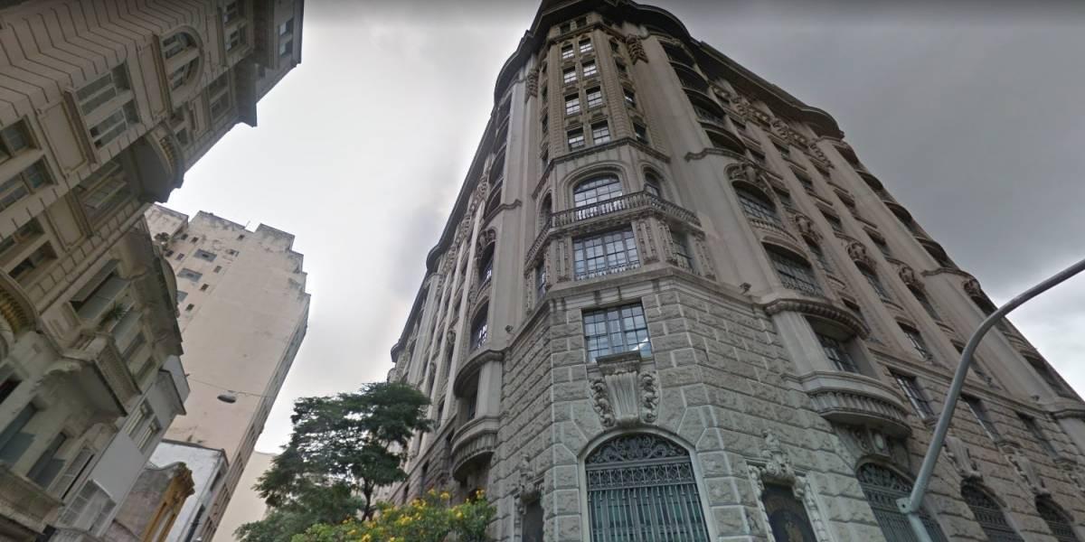 Concurso MP SP - sede do Ministério Público de São Paulo
