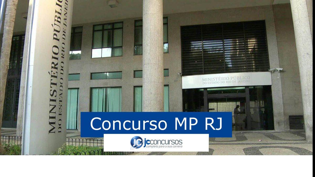 Concurso MP RJ - Sede do Ministério Público do Rio de Janeiro