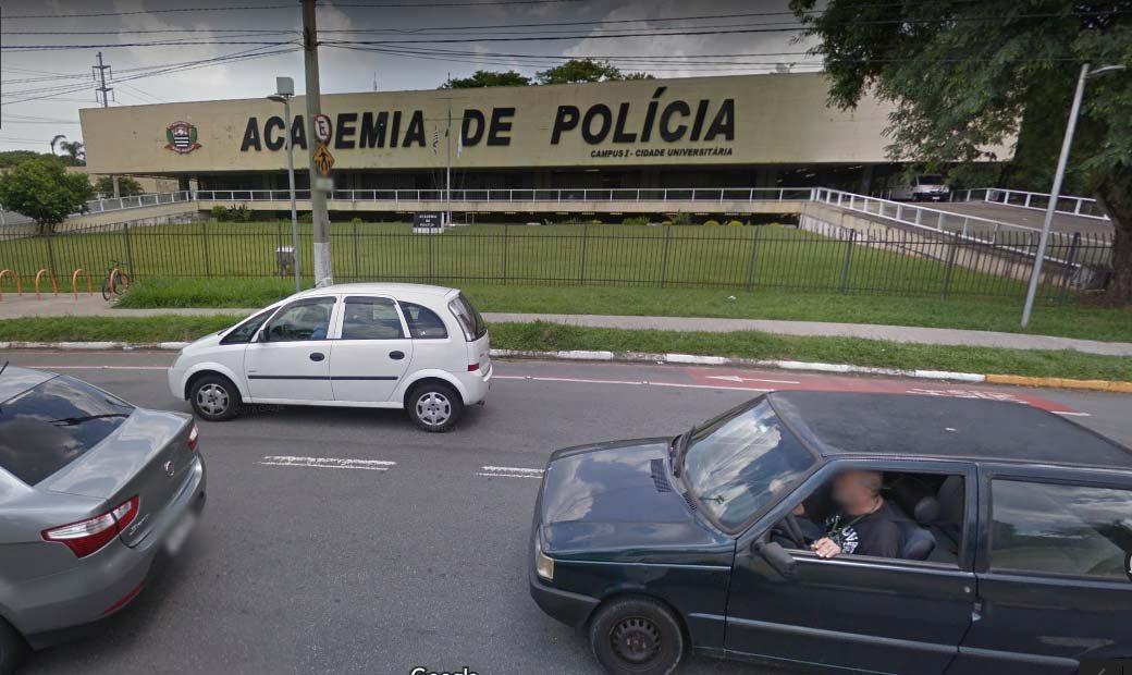 Concurso PC SP: sede da Academia de Polícia - Acadepol