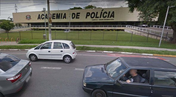 Concurso PC SP: sede da Acadepol - Google Maps