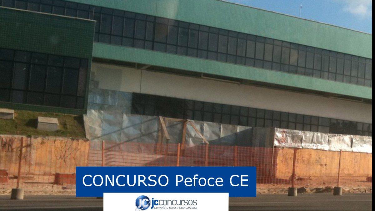 Concurso Pefoce - Sede da Perícia Forense do Ceará