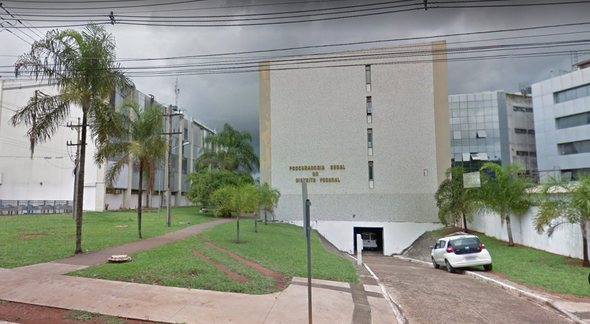 Concurso PGDF 2019 - Sede da Procuradoria Geral do Distrito Federal - Google Maps