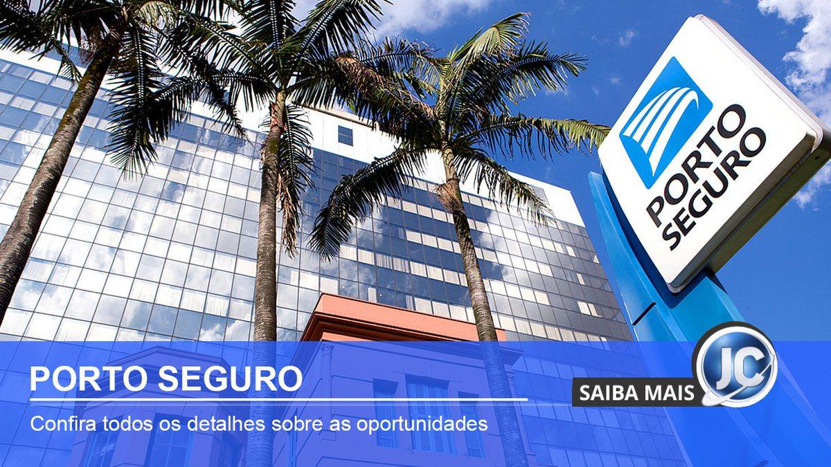 Porto Seguro anuncia empresa de RH para preencher 10 mil vagas