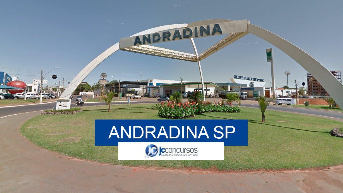 Andradina São Paulo fonte: jcconcursos.uol.com.br