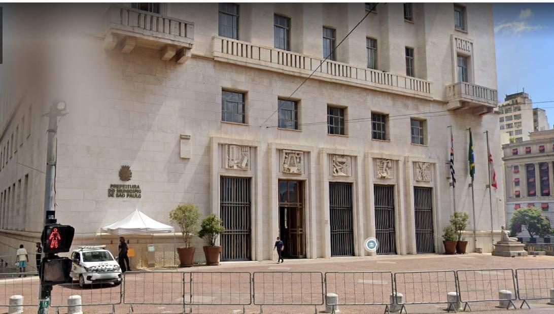 Sede da prefeitura de São Paulo