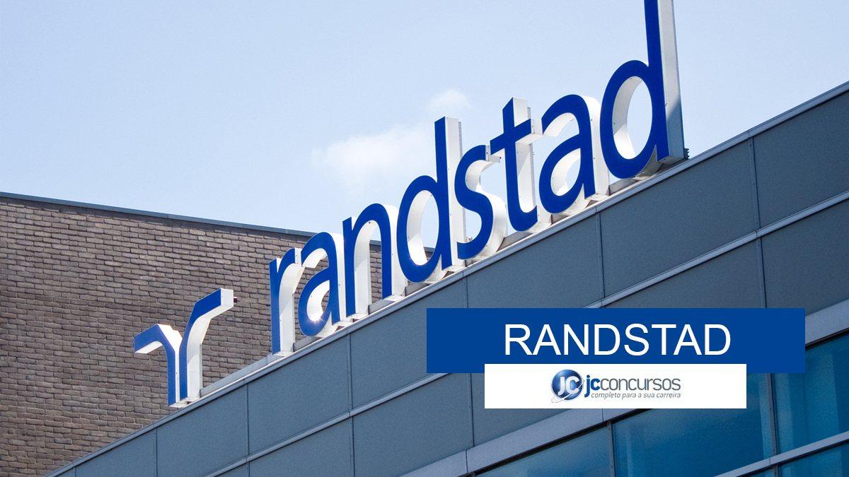 Randstad reúne 4.305 vagas de emprego em todas as regiões do Brasil