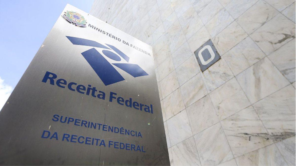 Leão da Receita Federal