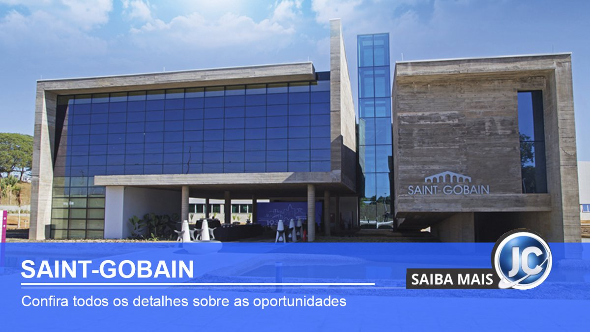 Saint-Gobain Trainee 2021