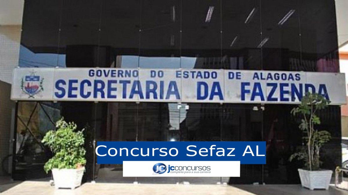 Concurso Sefaz AL: sede da Sefaz AL