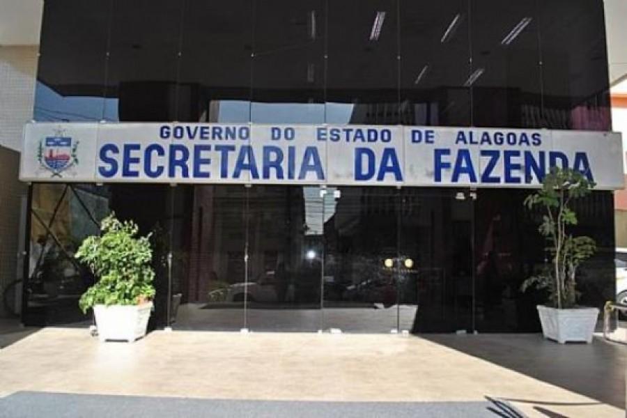 Sede da Secretaria da Fazenda do Alagoas