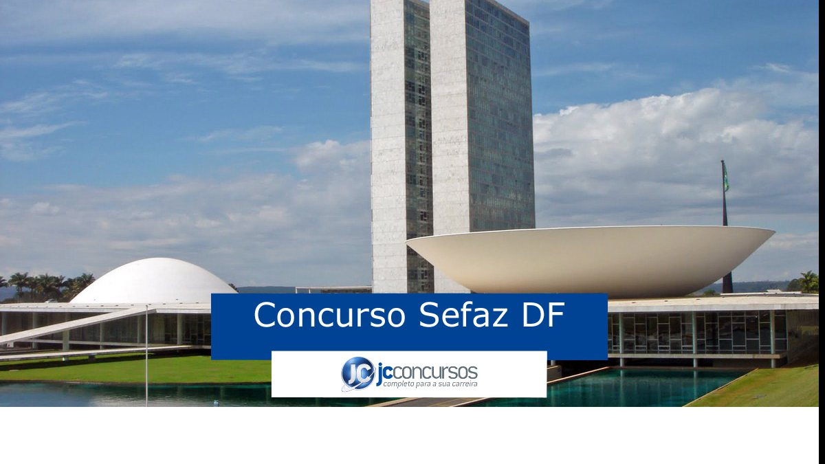 Concurso Sefaz DF: Congresso nacional