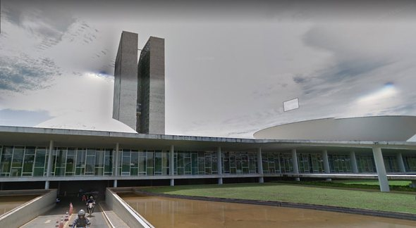 Sede do Palácio do Planalto - Google Maps