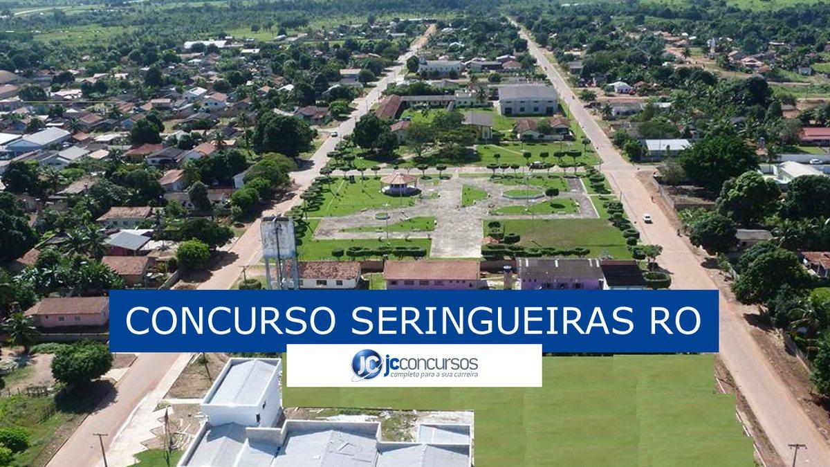 Seringueiras Rondônia fonte: jcconcursos.uol.com.br