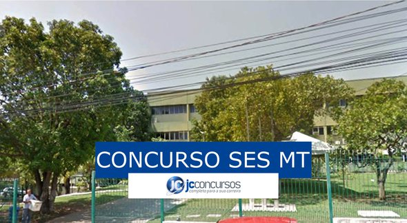 Concurso SES MT: sede do órgão - Google Street View