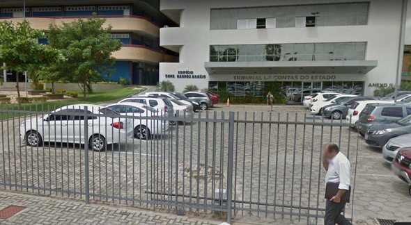 Concurso TCE PI: sede do TCE PI - Google Maps