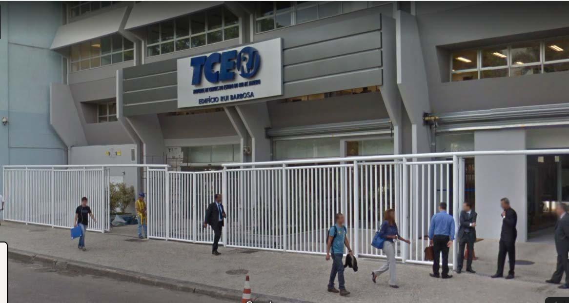 Concurso TCE RJ: sede do TCE RJ