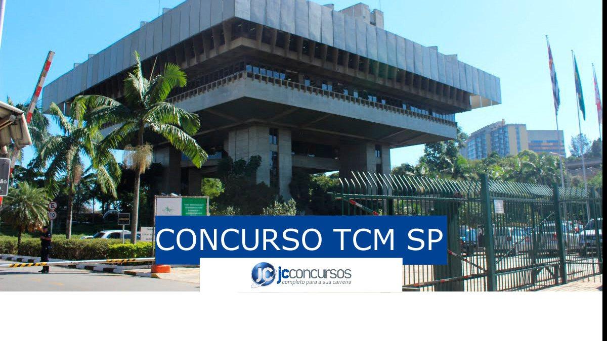 Concurso TCM SP: sede do TCM SP