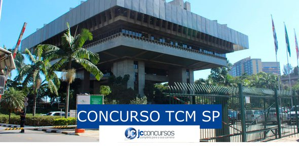 Concurso TCM SP: sede do TCM SP - Google Maps