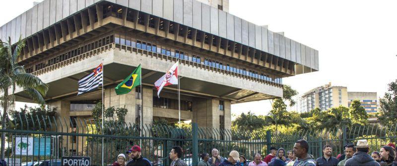 Sede do Tribunal de Contas do Município de São Paulo