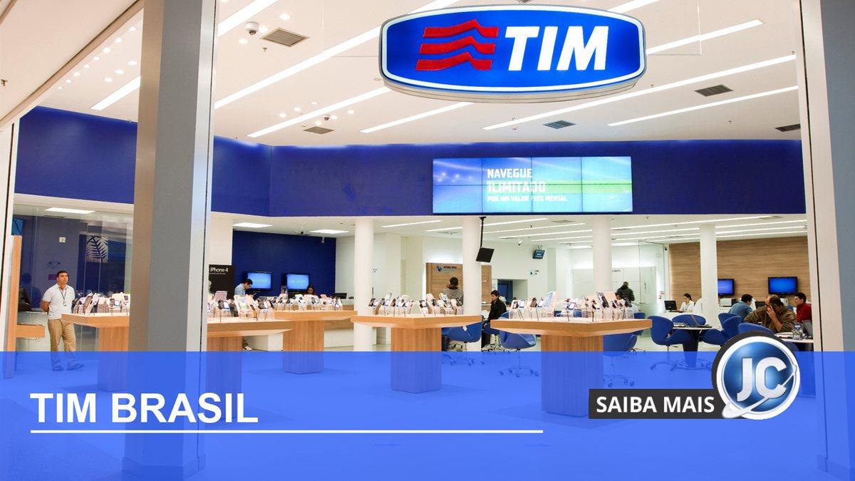 Inscrições abertas para 300 vagas de estágio na TIM Brasil