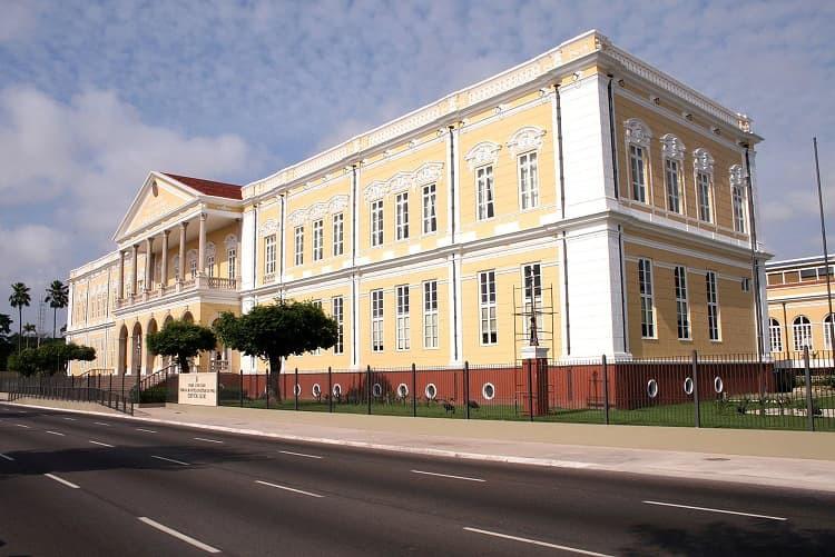 Sede do Tribunal de Justiça do Pará