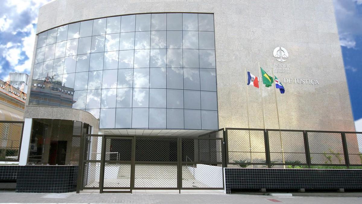 Sede do Tribunal de Justiça do Alagoas