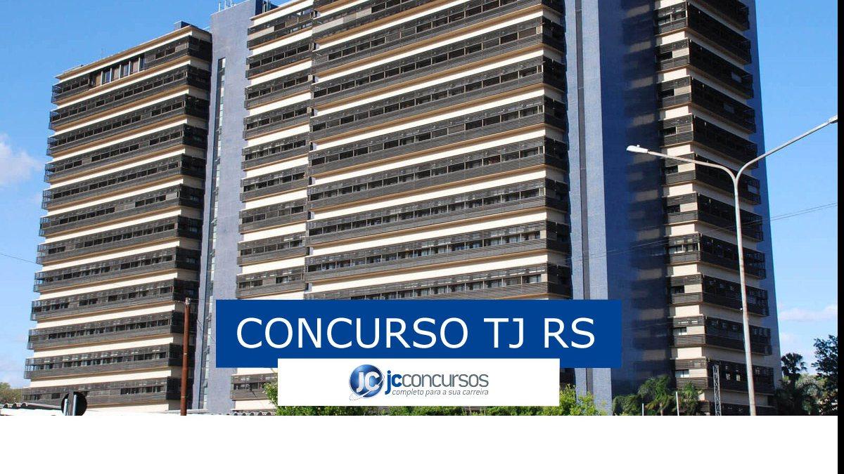 Concurso TJ RS: sede do Tribunal de Justiça do Rio Grande do Sul