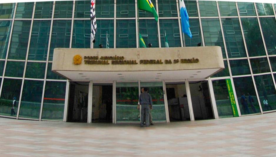 Sede do Tribunal Regional da 3ª Região