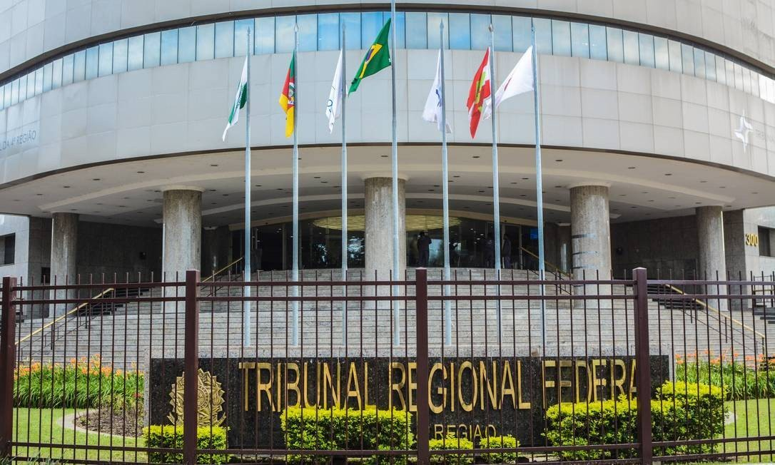 Sede do Tribunal Regional Federal da 4ª Região