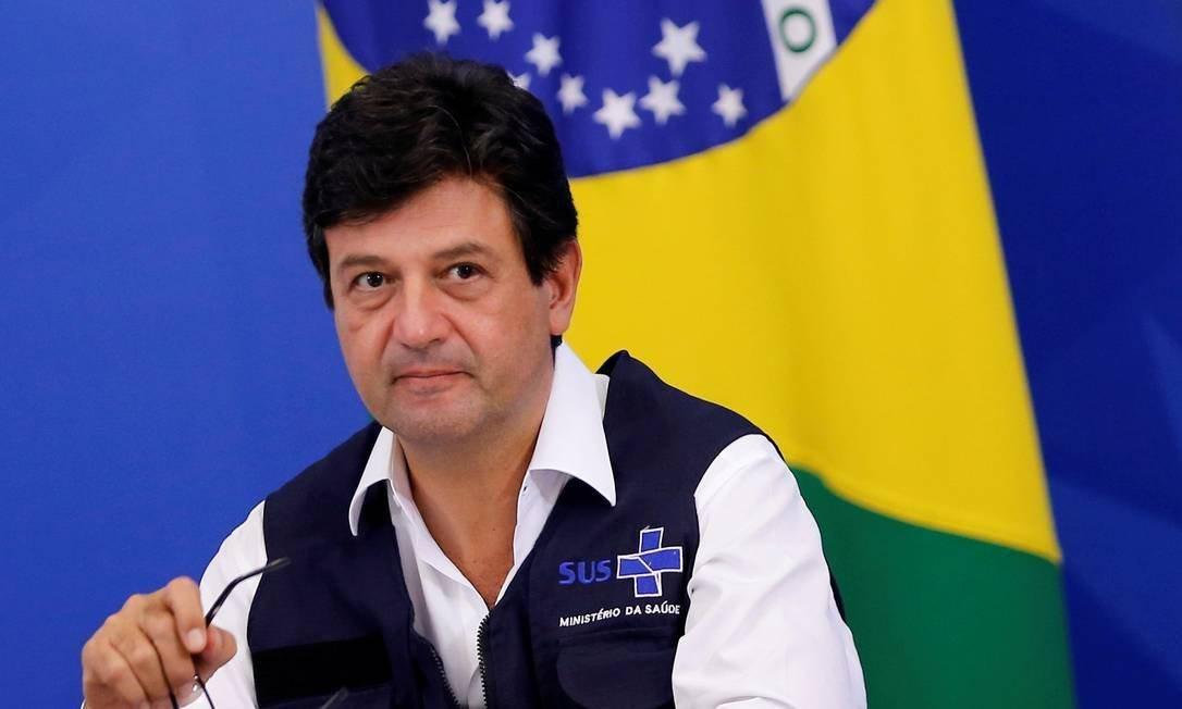 Concurso Ministério da Saúde: ministro Luiz Henrique Mandetta