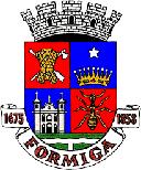 Formiga MG 2019 - prefeitura e SAAE - Prefeitura Formiga