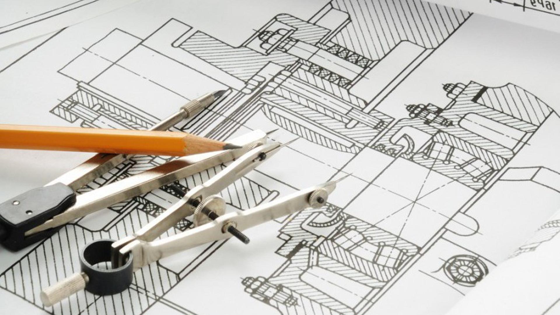 Desenho de Projetos - carreira exige concentração e paciência