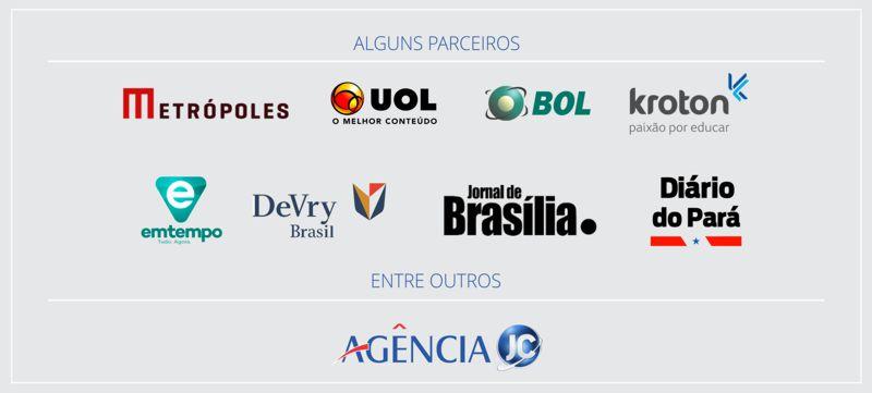 Parceiros Agência JC